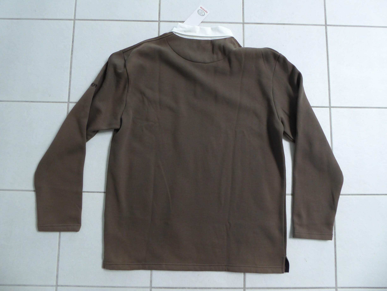 Polo-Shirt Braun XXL BK4