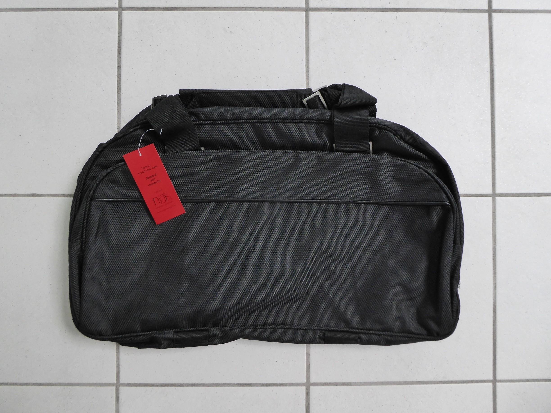 Sporttasche Schwarz AC217