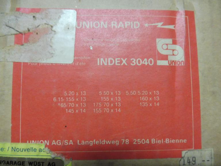 Union Rapid 3040