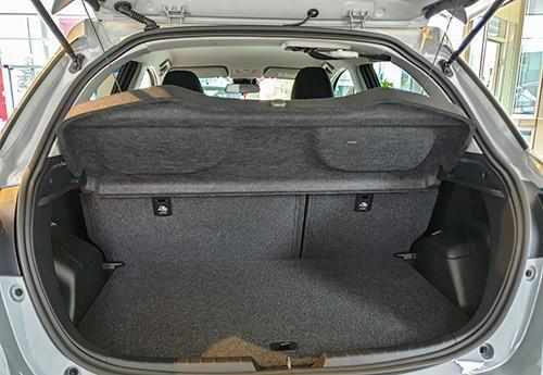Kofferraumabdeckung