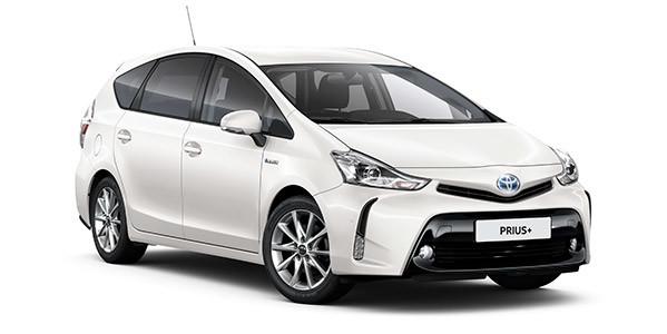 Zubehör-Prospekt Toyota Prius+ Wagon
