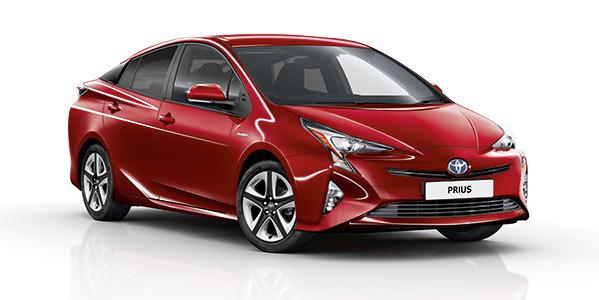 Zubehör-Prospekt Toyota Prius