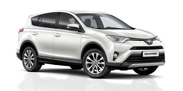 Zubehör-Prospekt Toyota RAV4