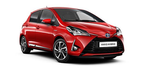 Zubehör-Prospekt Toyota Yaris