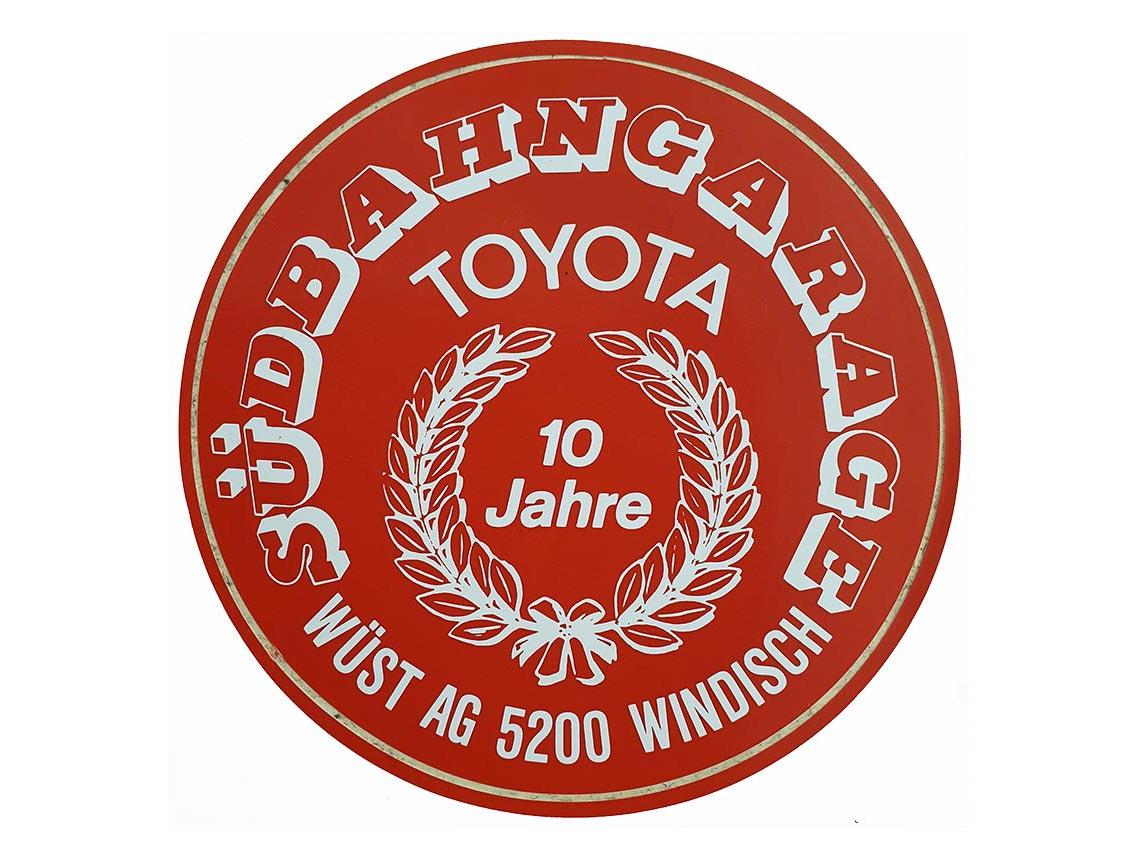 10 Jahre Jubiläum - Südbahngarage Wüst AG