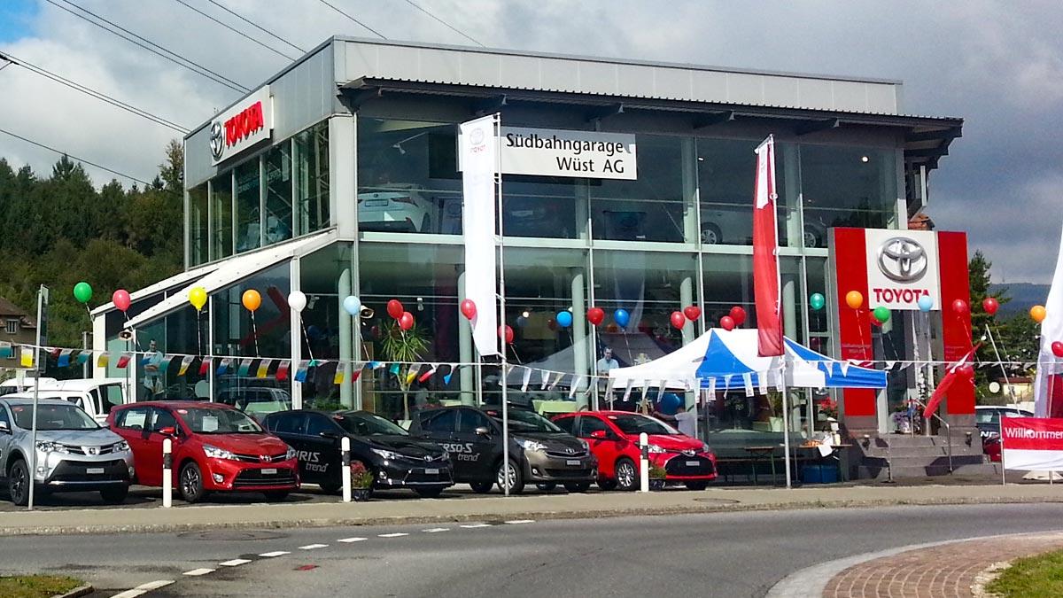 Toyota Frühlingsausstellung