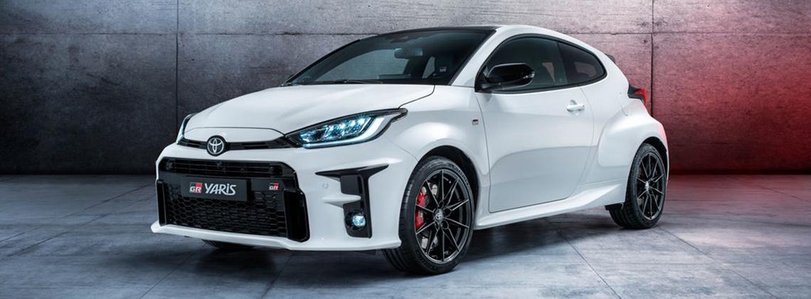 Der neue Toyota GR Yaris