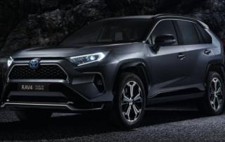 Der neue Toyota RAV4 Plug-in Hybrid